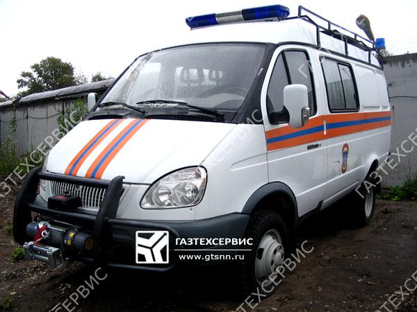 Автомобили для МЧС - лаборатории, спасательная техника, машины ...